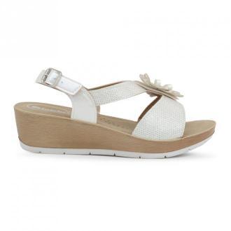 Inblu Sandals Rn000005 Obuwie Biały Dorośli Kobiety Rozmiar: 36