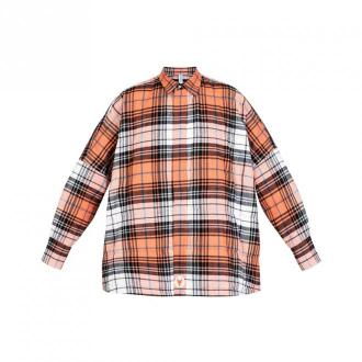 Robert Kupisz koszula NOW Quilted Flannel Bluzki i koszule