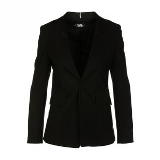 Karl Lagerfeld Jacket Kurtki Czarny Dorośli Kobiety Rozmiar: 40 IT