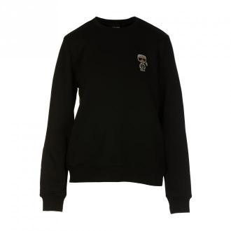 Karl Lagerfeld Sweater Swetry i bluzy Czarny Dorośli Kobiety Rozmiar: