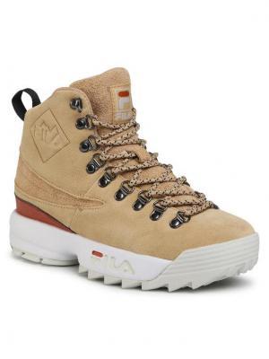 Fila Trapery Disruptor Hiking Boot Wmn 1011018.30Z Beżowy