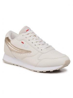 Fila Sneakersy Orbit F Low Wmn 1010454.85D Biały