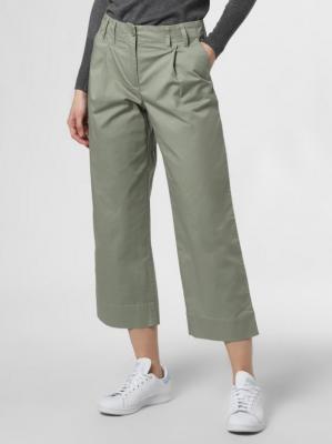 Marie Lund - Spodnie damskie, zielony