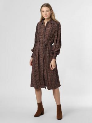 Y.A.S - Sukienka damska – YASLaivo, brązowy