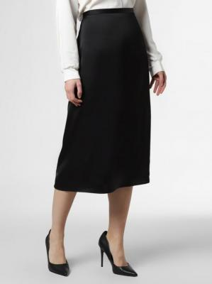 Marie Lund - Spódnica damska, czarny