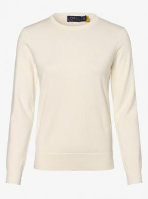 Polo Ralph Lauren - Sweter damski, beżowy