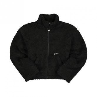Nike Sportswear Swoosh Jacket Kurtki Czarny Dorośli Kobiety Rozmiar: