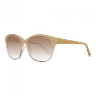 Esprit Sunglasses Et17872 565 55 Akcesoria Beżowy Dorośli Kobiety