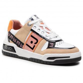 Sneakersy LIU JO - Gyn 05 BA1043 PX104  Light/Claw S1830