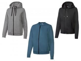 CRIVIT PRO® Bluza dresowa damska, 1 sztuka