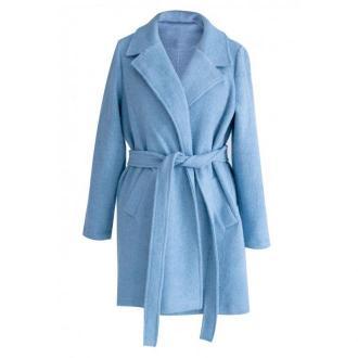 Jasnoniebieski płaszcz wiązany arles 2 (44)