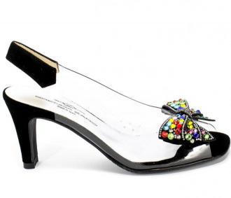 Sandały Brenda Zaro T3610 Vinilo H.Aires
