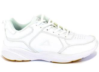 Półbuty American HA14/20 White Biały