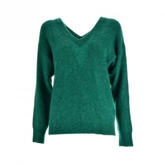 Morgan Jumper Swetry i bluzy Zielony Dorośli Kobiety Rozmiar: S