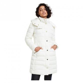Desigual Down jacket Kurtki Biały Dorośli Kobiety Rozmiar: 40 IT