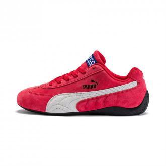 PUMA Buty Sportowe SpeedCat Sparco, Czerwony Biały, rozmiar 36, Obuwie