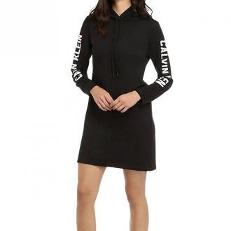 Calvin Klein Dress Sukienki Czarny Dorośli Kobiety Rozmiar: XL