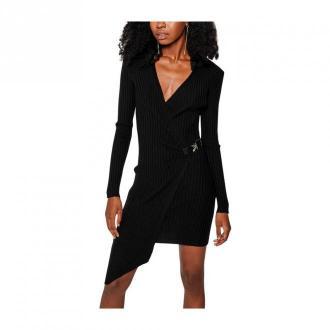 Patrizia Pepe Sukienka Sukienki Czarny Dorośli Kobiety Rozmiar: XS