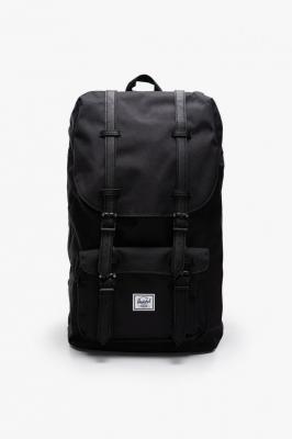 Plecak Herschel Little America - Black/Black 10014-00535 BLACK