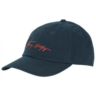 Dodatki Tommy Hilfiger  TOMMY SIGNATURE CAP