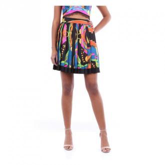 Versace A79448A233263 miniskirt Spódnice Czarny Dorośli Kobiety