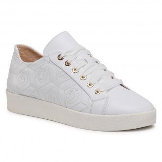 Sneakersy BALDOWSKI - D03228-0046-003 Skóra Biała Fisap