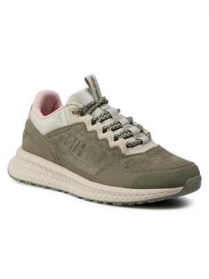 Helly Hansen Sneakersy W Tamarack 11619-421 Zielony