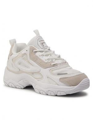 Fila Sneakersy Eletto Low Wmn 1010974.93V Biały