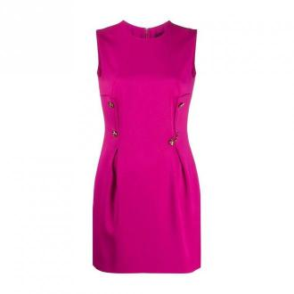 Versace Dress Sukienki Różowy Dorośli Kobiety Rozmiar: S - 42 IT