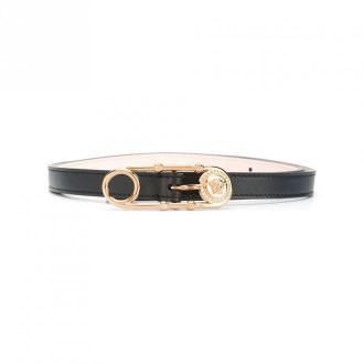 Versace Belt Akcesoria Czarny Dorośli Kobiety Rozmiar: 85 cm
