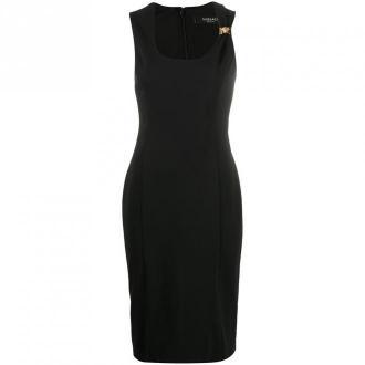 Versace Dress Sukienki Czarny Dorośli Kobiety Rozmiar: M - 44 IT