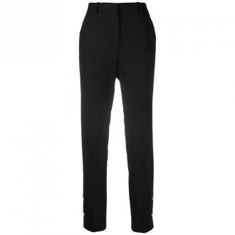 Versace Pants Spodnie Czarny Dorośli Kobiety Rozmiar: 42 IT