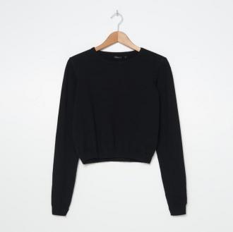 House - Sweter z wiskozą - Czarny