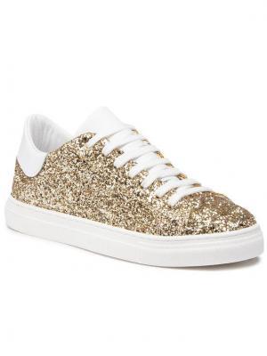 Marella Sneakersy Capsula 67660105 Złoty