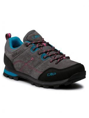 CMP Trekkingi Alcor Low Wmn Trekking Shoes Wp 39Q4896 Szary