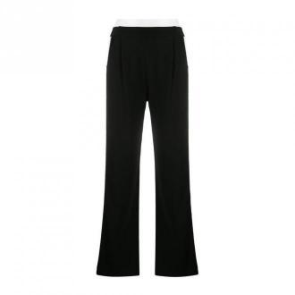 Karl Lagerfeld Pants Spodnie Czarny Dorośli Kobiety Rozmiar: 42 IT