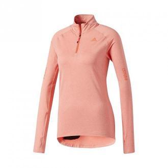 Adidas Sweatshirt Swetry i bluzy Różowy Dorośli Kobiety Rozmiar: XL