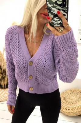 Sweter damski OSITA LILA