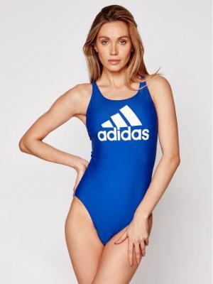 adidas Strój kąpielowy Sh3.Ro Bos GM3910 Niebieski