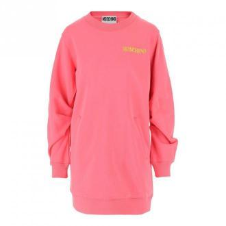 Moschino Dress Sukienki Różowy Dorośli Kobiety Rozmiar: 40 IT