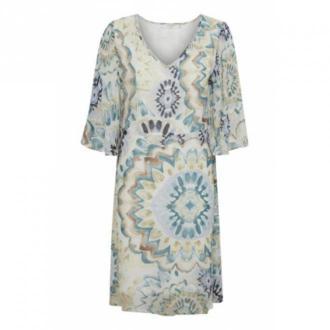 Cream Gemma krótka sukienka FSC Sukienki Zielony Dorośli Kobiety