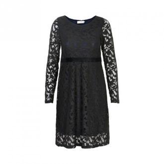Cream Krem Fatima Kjole 10601090 (wędzone Pearl XS) Sukienki Czarny