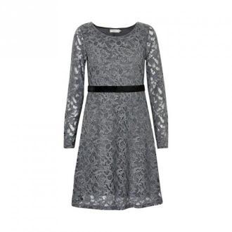 Cream Krem Fatima Kjole 10601090 (wędzone Pearl XS) Sukienki Beżowy