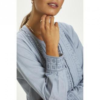 Cream Mini sukienka Sukienki Niebieski Dorośli Kobiety Rozmiar: 2XL -