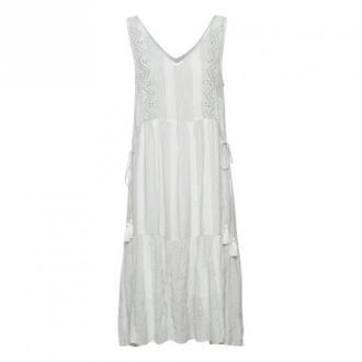 Cream Maddie Sukienka Sukienki Biały Dorośli Kobiety Rozmiar: 3XL - 46