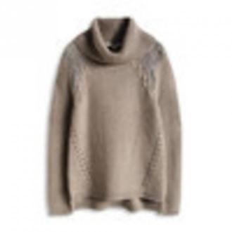 Esprit Knit Swetry i bluzy Beżowy Dorośli Kobiety Rozmiar: L