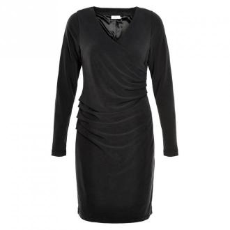 Kaffe Luisa India Dress Sukienki Czarny Dorośli Kobiety Rozmiar: 2XL