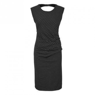Kaffe GIL India Dress Sukienki Czarny Dorośli Kobiety Rozmiar: L