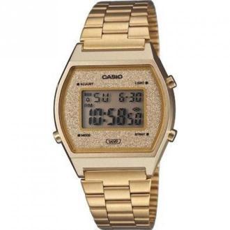 Casio B-640Wgg-9E watch Akcesoria Żółty Dorośli Kobiety Rozmiar: