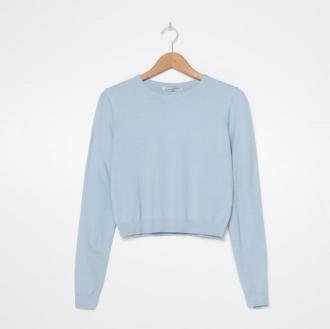 House - Sweter z wiskozą - Niebieski